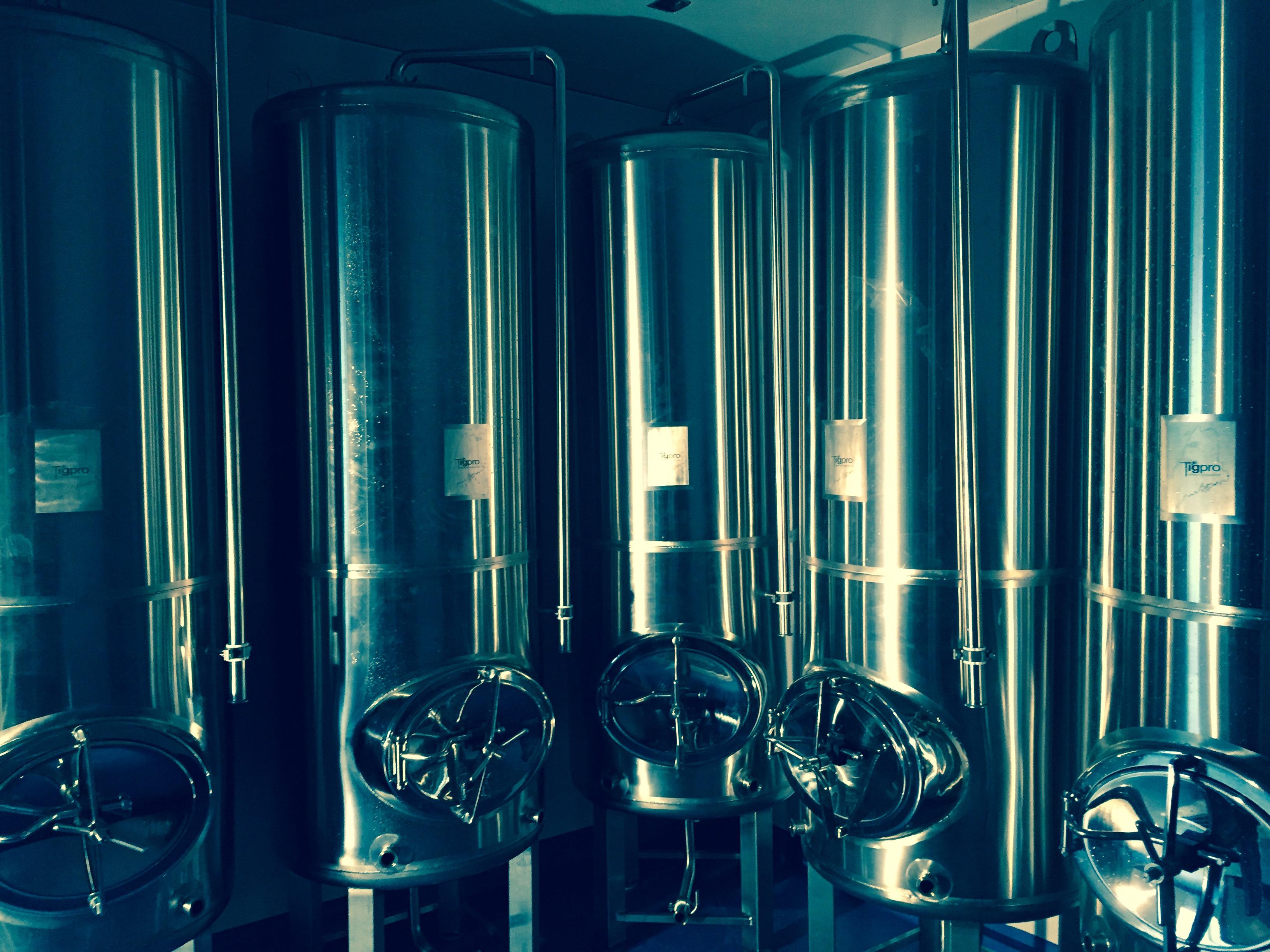 True West craft brewery